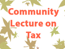 tax-lecture